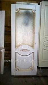 Двери из дерева с патиной